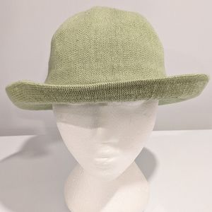 Vintage Gap green sun hat one size